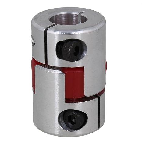 BQLZR 6 x 10 mm D20L30 plata flexible CNC Ciruela embrague Motor paso servomotor onda Raccords