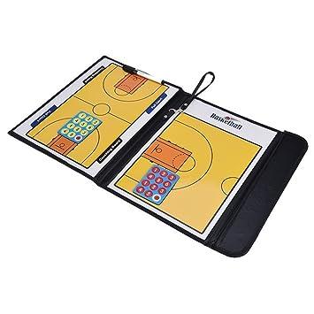 ShuGuan Tabla de entrenamiento de baloncesto de doble cara ...