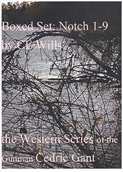 Boxed Set of Cedric Gant Western Series: 1-9