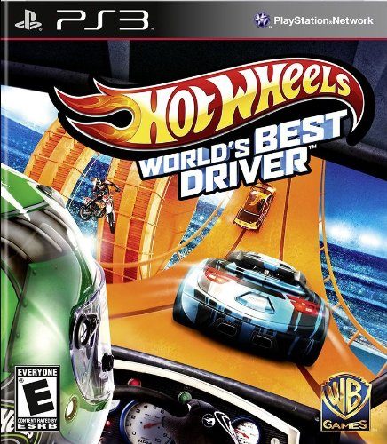 [Hot Wheels Best Driver] (South Pacific Costumes)
