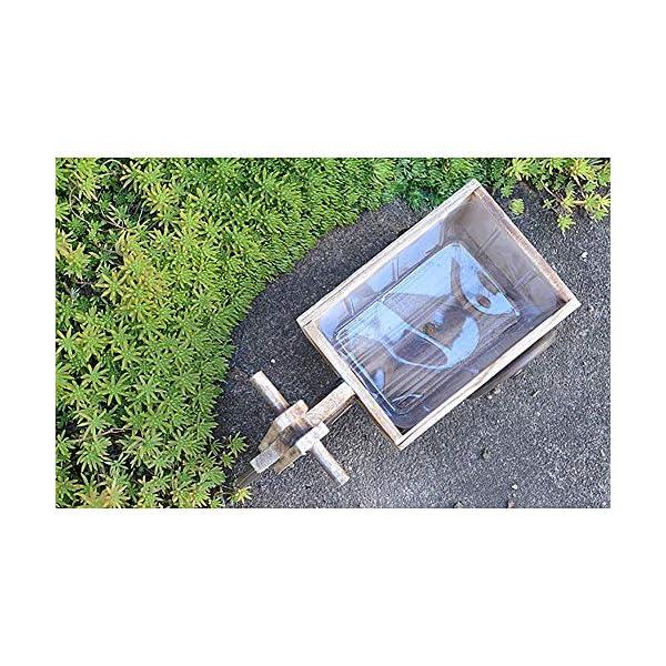 Vintage PiccoloCarretti A Mano in Legno Naturale di Fiori Vasca, Orto sul Balcone Europeo Giardino di Casa Decorazione… 6 spesavip
