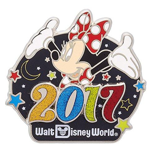 (2017 Walt Disney World Minnie Mouse Pin)