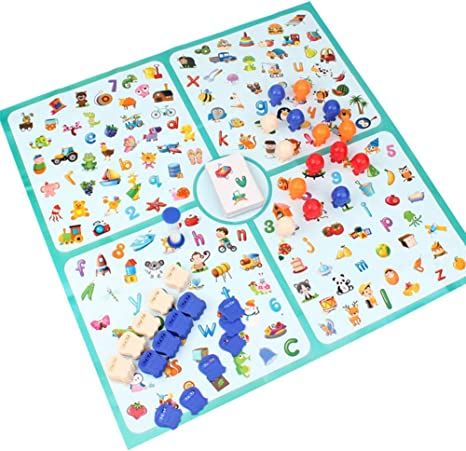 LZDseller01 Game Board, Brainstorming Game Juego de Mesa para ...