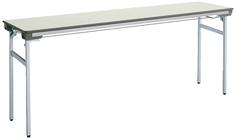 【配送設置込】 コクヨ ミーティングテーブル KT-140シリーズ KT-140P1FN 棚無し 脚折りたたみ式 奥行45cm ローズウッド B076Z6TRGR ローズウッド|棚無し ローズウッド