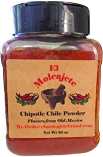 Meco Chipotle Powder 10oz for Sauces, Salsa, Pasta, Chili, Meat, Pizza
