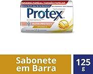 Sabonete em Barra Protex Nutri Protect Vitamina E 125g