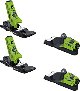 product image for Knee Binding Hardcore Ski Bindings - 90mm/Neon Green