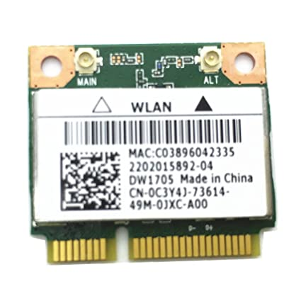 Dell Wireless 1705 Bluetooth Atheros Drivers for Mac Download