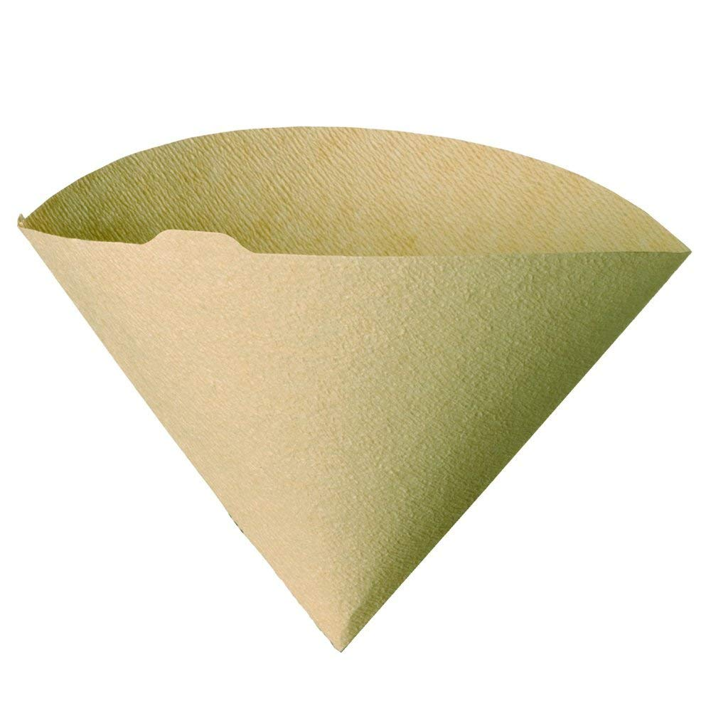 Tabbed 200-count Hario V60 Paper Coffee Filters Size 02 White