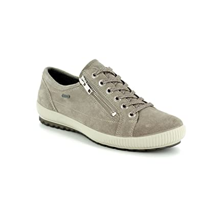 good out x cheapest special sales Legero 00616-38 Tanaro Zip Gore-TEX Taupe Womens Lacing ...