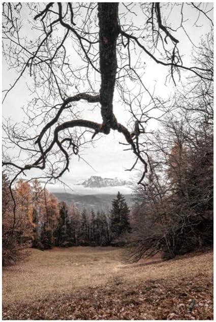 GYJCD Poster e Stampa di paesaggi di Natura Moderna murale ...