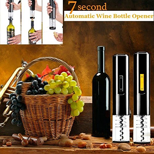 Hiquty Automatic Wine Opener Automatic Electric Wine Bottle - Review Ie Sunglasses