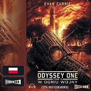 W ogniu wojny (Odyssey One 4) Hörbuch