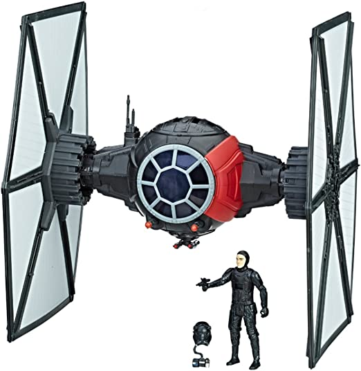 Star Wars Force Link First Order Special Force TIE Fighter Exclusive New