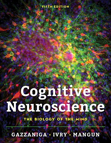 Pdf Medical Books Cognitive Neuroscience: The Biology of the Mind (Fifth Edition)