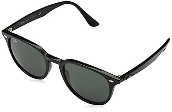 352185b2eb4 Amazon.com  Ray-Ban RB4259 Sunglasses Black   Green 51mm   Cleaning ...