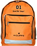 Dukes of Hazzard 01 General Lee Orange Backpack Bag