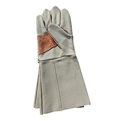 Gardening Rose Pruning Gloves Woodworking Work Gear Protective Tool