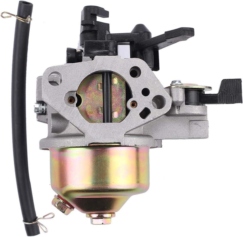 GX390 Vergaser 17210-ZE3-505 Luftfilter passend f/ür Honda GX 390 GX340 GX 340 13HP 11HP Rasenm/äher Fr/äser Kultivator Dingo TX 413 188F Generator 16100-ZF6-V01 16100-ZF6-V00