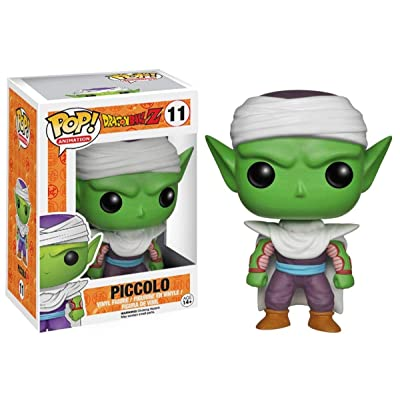Funko Pop: Animation: Dragonball Z- Piccolo Vinyl Figure + FUNKO PROTECTIVE CASE: Toys & Games