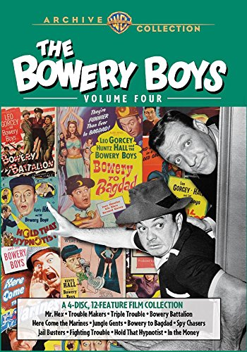 The Bowery Boys Collection: Vol 4