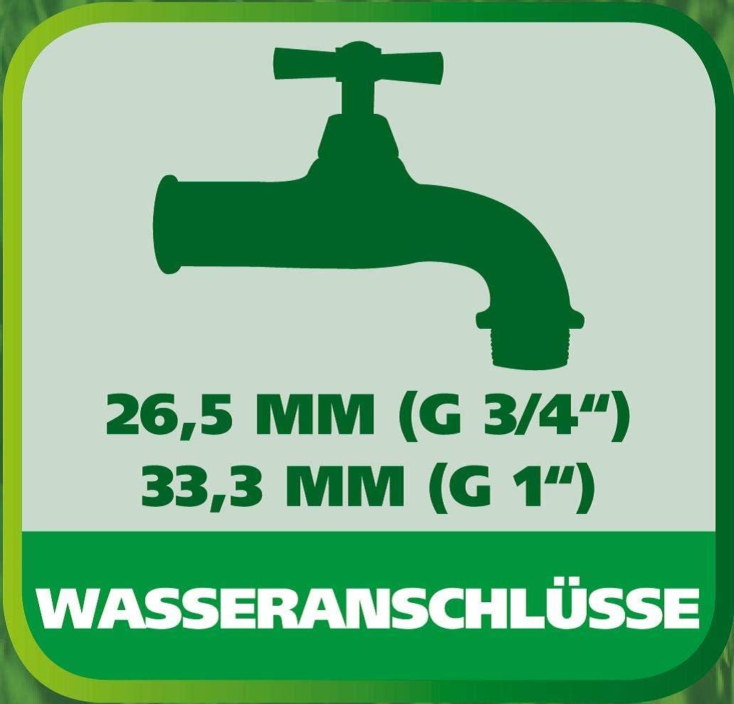 Bewässerungscomputer Zeitschlatuhr Timer  GLO 51 spart Wasser robust TopSeller