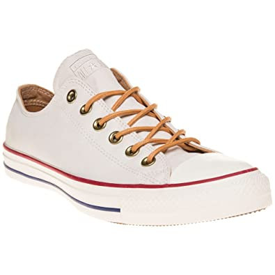 ba6cbbcda6ca1 Converse All Star Ox Homme Baskets Mode Blanc  Amazon.fr  Chaussures ...
