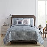 VCNY Home Azure 4 Piece Comforter Set, Twin XL, Multi