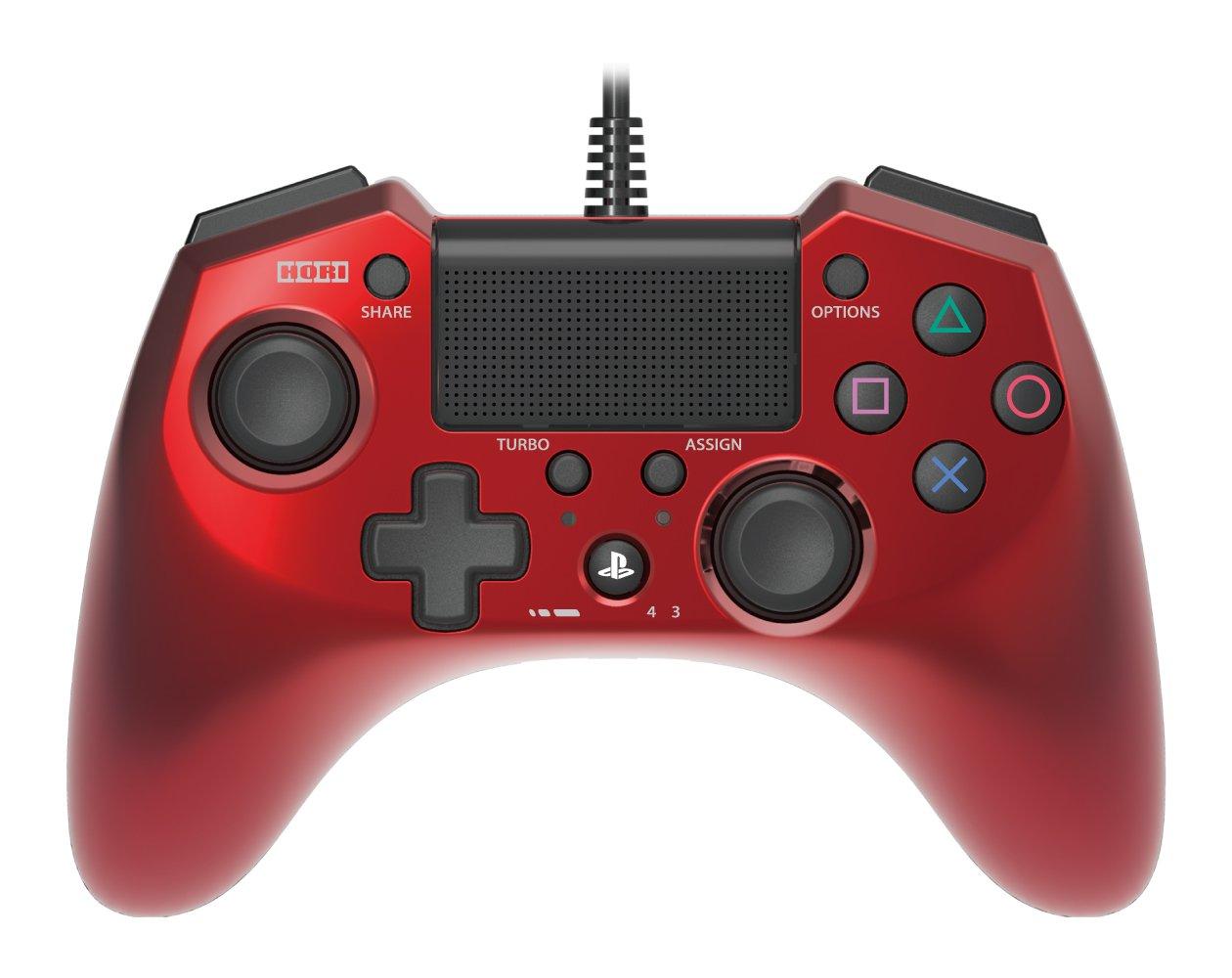 Horipad FPS Plus (Red) by Sony