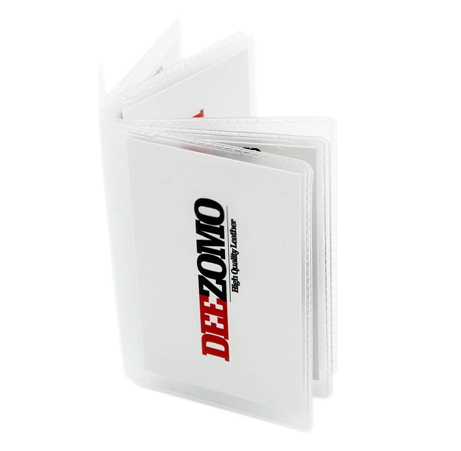SET OF 2 Wallet Inserts Replacement 12 Page Card Holder for Bifold or Trifolds Wallet CC16020B