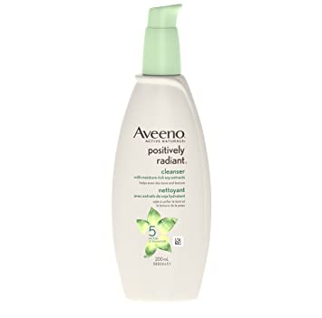 Doubt Aveeno facial cleansers