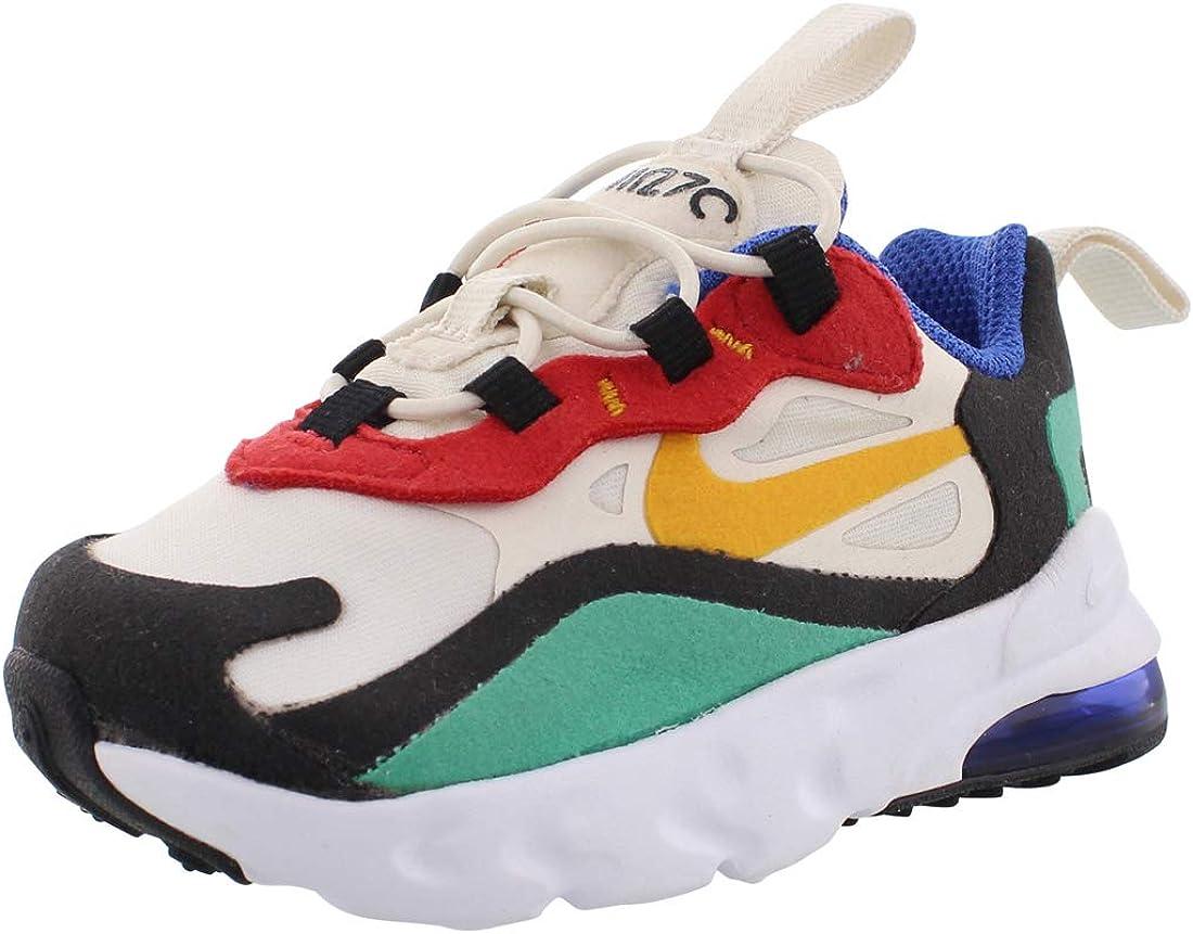 compensar electrodo Salida  Amazon.com   Nike Air Max 270 RT TD Kids Multi-Color CD2654-001   Sneakers