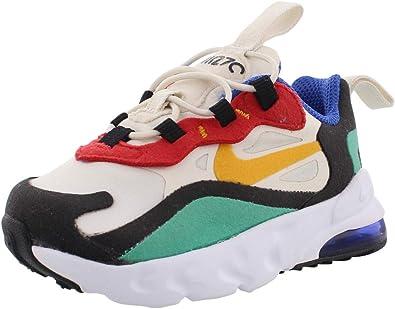 compensar electrodo Salida  Amazon.com | Nike Air Max 270 RT TD Kids Multi-Color CD2654-001 | Sneakers