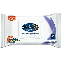 Activex Antibakteriyel Islak Havlu Hassas, 56 Yaprak