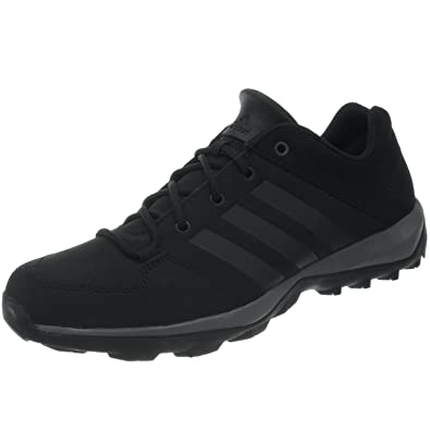 adidas Herren Daroga Plus Leather Cross Trainer, Schwarz
