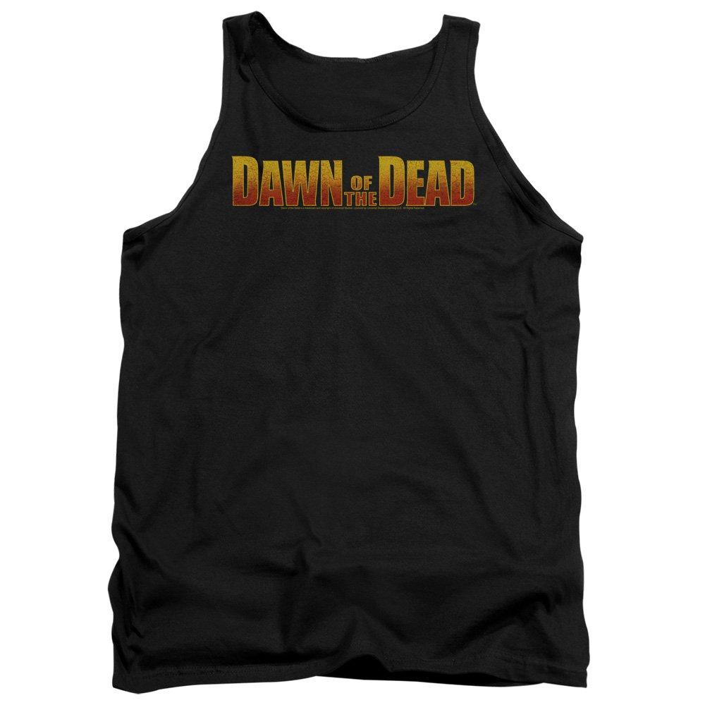 Dawn Of The Dead Dawn Logo Adult Tank Top