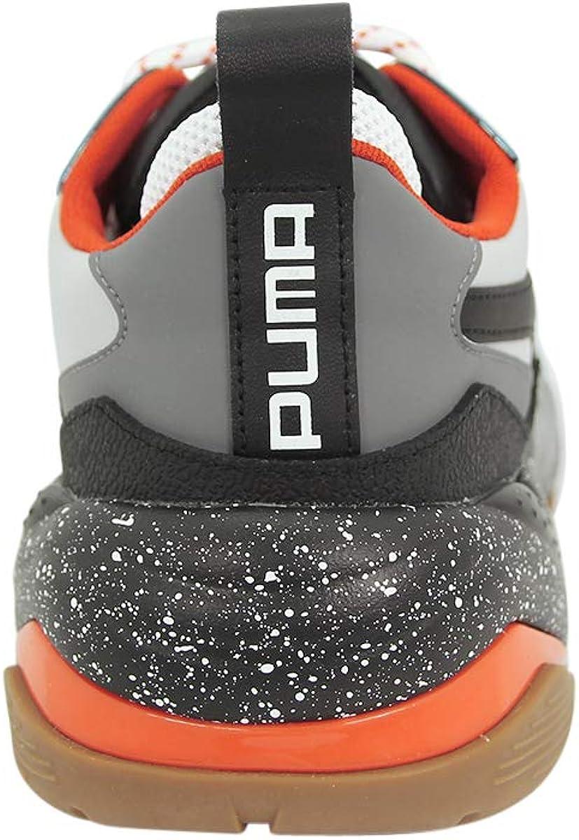 Puma Thunder Electric Grigio e Rosa Multicolore
