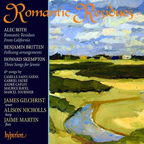 (Romantic Residues - Songs for Tenor & Harp)
