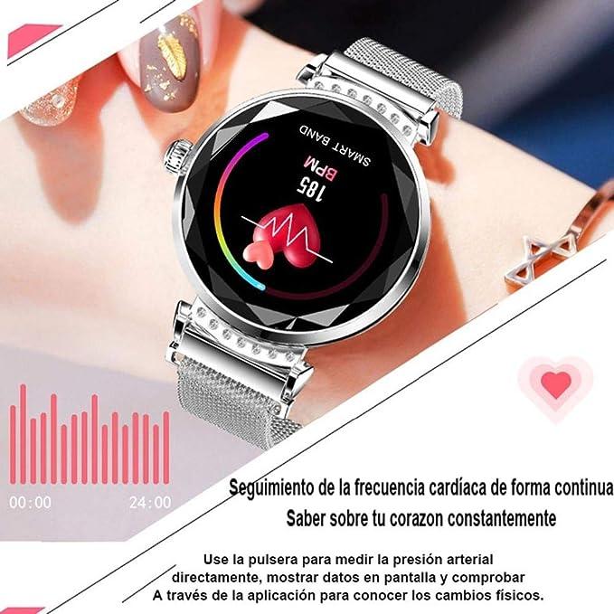 Relojes Inteligentes H2 Luxury Smart Watch Women Water of ...
