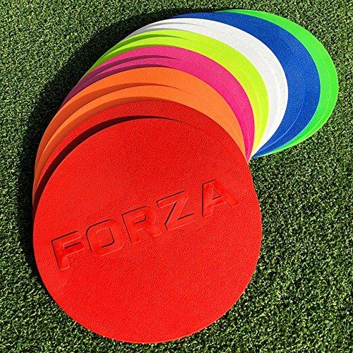 Net World Sports Forza Flat Disc Markers (10qty) [7