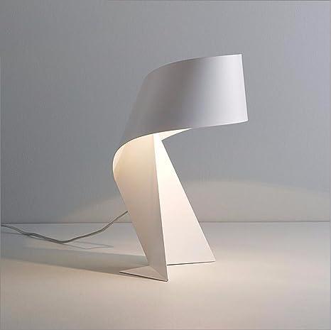 Lámpara de mesa Modernas Lamparas Y Lamparas De Hierro ...