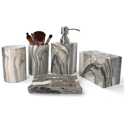 Amazon.com: Kaileyouxiangongsi - Set de ducha y cepillado ...