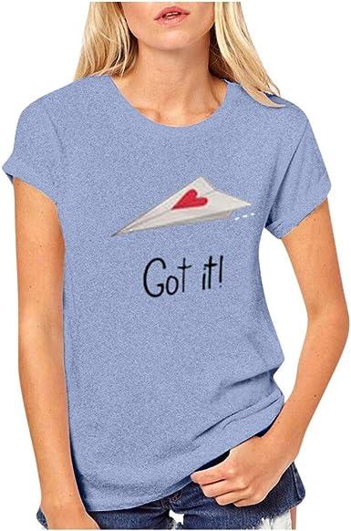 CLOOM Camiseta para Dia De San Valentin y Aniversario Dulce ...