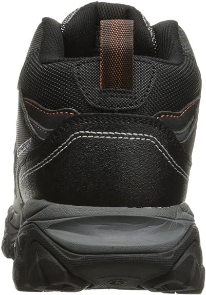Afterburn M. Fit Mid-High Sneaker