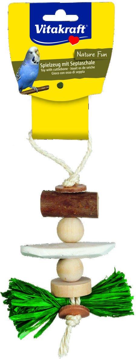 Vitakraft Balançoire Os de Seiche pour Perruche/Canari 27, 8 cm 29226