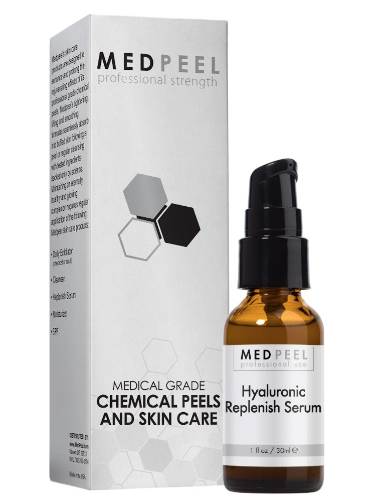 Pure Hyaluronic Anti-Aging Moisture Replenish Serum, Non-greasy, Paraben  Free (Pro Formula) by