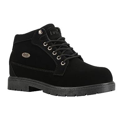 Lugz Rivington Mid Men's Steel ... Toe Work Shoes classic cheap online wide range of sale online cheap sale very cheap IodAYGvim