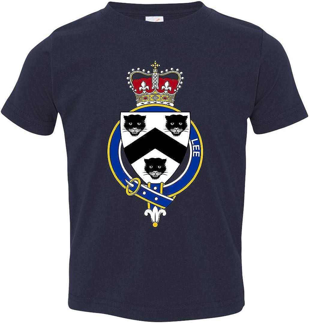 Tenacitee Babys English Garter Family Lee Shirt