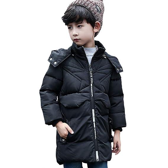302612e9ff8 LSERVER Baby Girl Boy Toddler Fashion Winter Down Jacket Dream ...