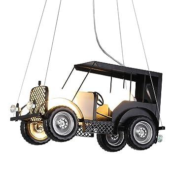 LJX-marryjgo Habitación infantil, lámpara de wifi para automóvil, iluminación decorativa, lámpara